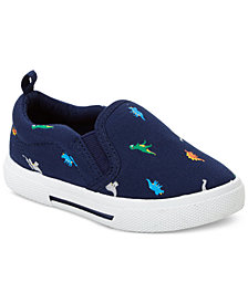 Carter's Damon Slip-On Sneakers, Toddler & Little Boys (4.5-3)