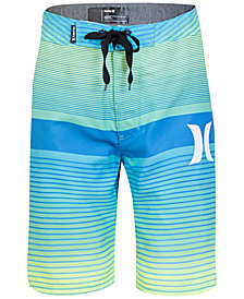 Hurley Line Up Board Shorts, Toddler Boys