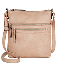 INC Riverton Small Crossbody, Created for Macy's