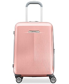 "Samsonite Mystique 21"" Hardside Expandable Carry-On Spinner Suitcase, Created for Macy's"