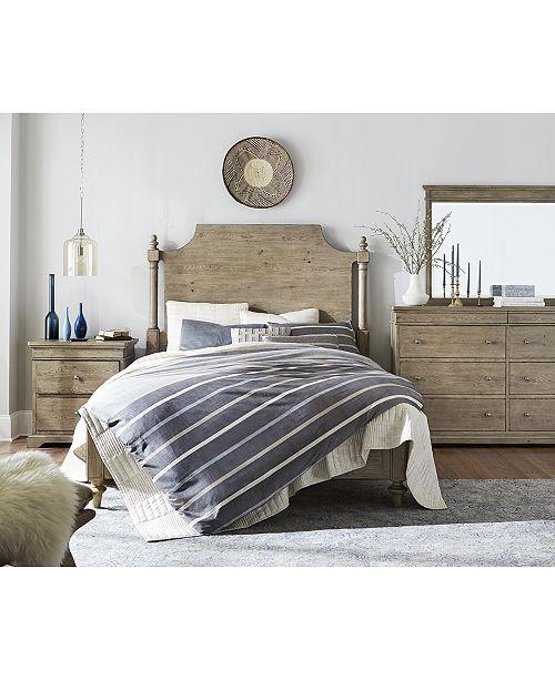 Furniture Martha Stewart Collection Bergen Bedroom Furniture ...