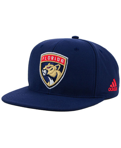 adidas Florida Panthers Core Snapback Cap