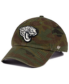'47 Brand Jacksonville Jaguars Regiment CLEAN UP Cap