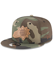 New Era Phoenix Suns Camo 9FIFTY Snapback Cap