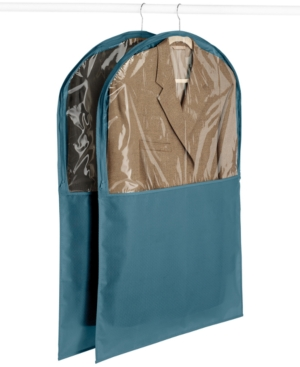 Whitmor Garment Bags,  Fashion Flavors Set of 2