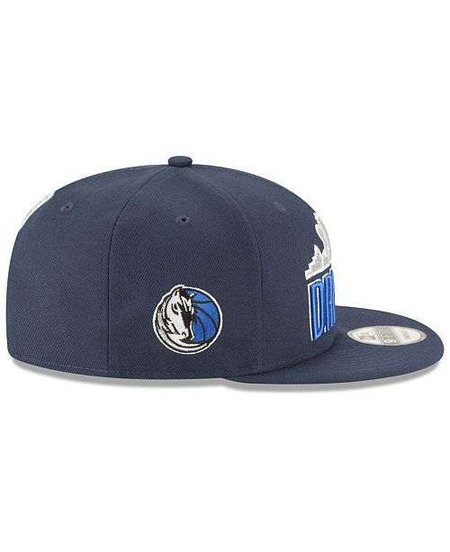 new styles 17be8 b21a0 ... wholesale new era. dallas mavericks statement jersey hook 9fifty  snapback cap. be the first