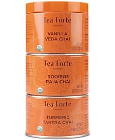 Chakra Tea Trio
