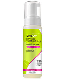 Deva Concepts DevaCurl Frizz-Free Volumizing Foam, 7.5-oz., from PUREBEAUTY Salon & Spa