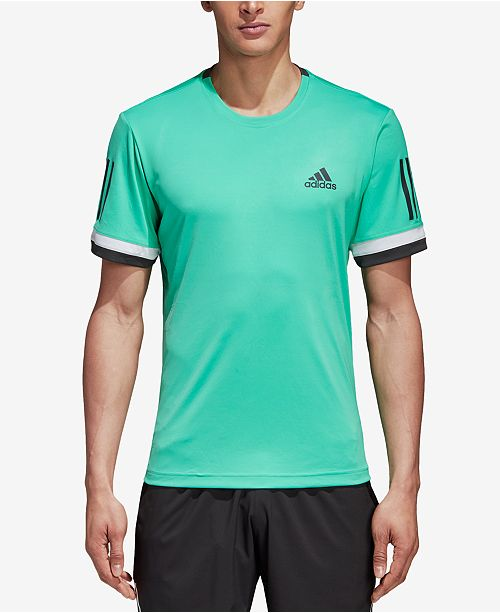 new style f7ee6 10ab4 adidas Men's Club ClimaCool® Tennis T-Shirt & Reviews - T ...