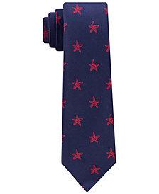 Tommy Hilfiger Men's Seastar Slim Silk Tie