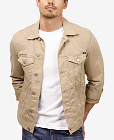 Lucky Brand Men's Lakewood Stretch Denim Jacket