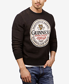 Lucky Brand Men's Guinness Logo Sweater