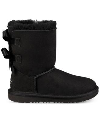 ugg kids bailey bow ii boots boots shoes macy s rh macys com