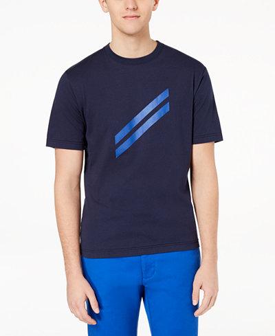 Daniel Hechter Paris Men's Graphic-Print T-Shirt, Created for Macy's