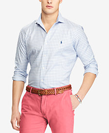 Polo Ralph Lauren Men's Classic Fit Shirt