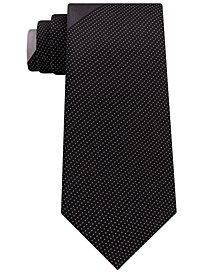 Kenneth Cole Reaction Men's Double Stripe Panel Tie
