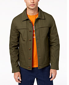 Daniel Hechter Paris Men's Abel Canvas Jacket