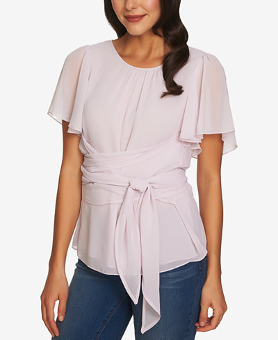 1.STATE Wrap Top