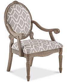 Rosalyn Armchair, Quick Ship