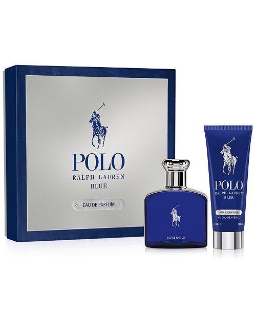 Ralph Lauren Men s 2-Pc. Polo Blue Eau de Parfum Gift Set - All ... 7a591fd7aec34