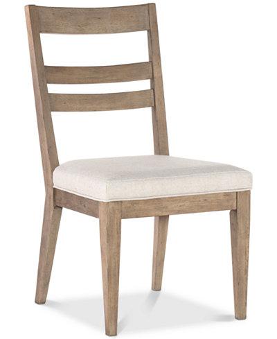 Bridgegate Slat Back Side Chair