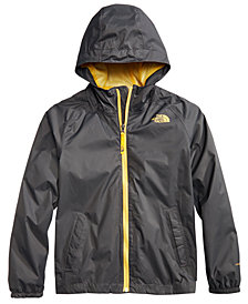 The North Face Zipline Rain Jacket, Little Boys & Big Boys