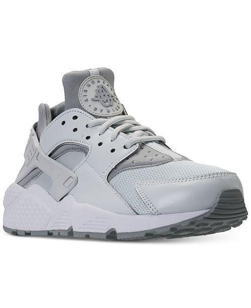 8e45d8d8641 Nike Women s Air Huarache Run Running Sneakers from Finish Line ...