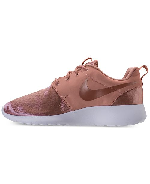 743ddc2035b6 ... Nike Women s Roshe One Premium Casual Sneakers from Finish Line ...