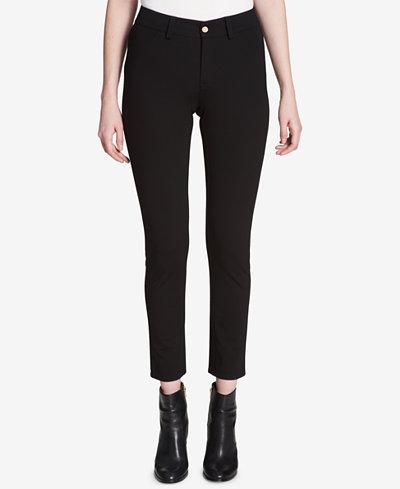 Calvin Klein Skinny Tech Ankle Pants