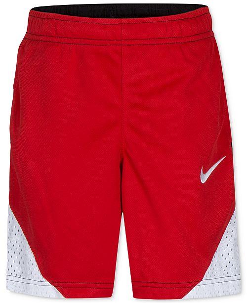 5bcea7574 Nike Colorblocked Shorts, Little Boys & Reviews - Shorts - Kids - Macy's