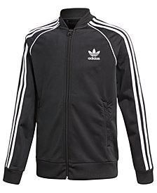 adidas Originals adicolor Track Jacket, Big Boys