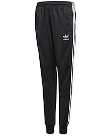 adidas Originals adicolor Tricot Jogger Pants, Big Boys
