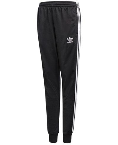adidas Originals adicolor Tricot Jogger Pants, Big Boys