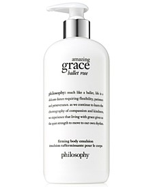 Amazing Grace Ballet Rose Firming Body Emulsion, 16-oz.