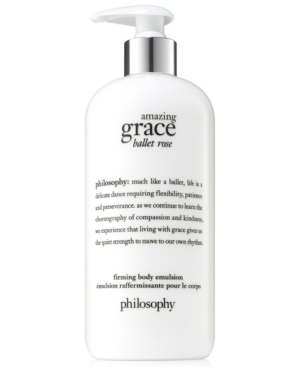 philosophy Amazing Grace Ballet Rose Firming Body Emulsion 16oz