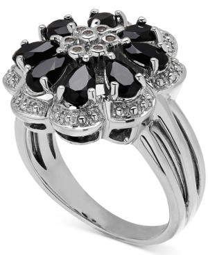 Onyx & Diamond Accent...
