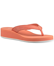 UGG® Women's Dani Wedge Beach Flip-Flop Sandals