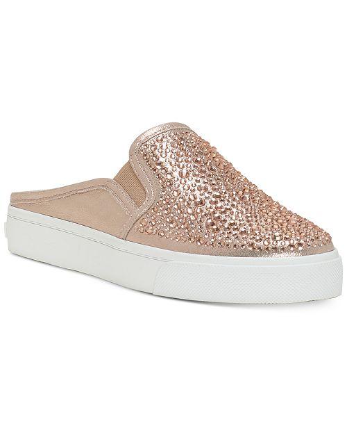 e083f32e50b INC International Concepts I.N.C. Women s Sesilia Backless Slip-On Sneakers
