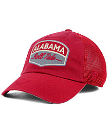 Top of the World Alabama Crimson Tide Society Adjustable Cap