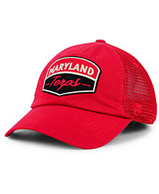 Top of the World Maryland Terrapins Society Adjustable Cap