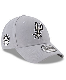 New Era San Antonio Spurs Statement Jersey Hook 9FORTY Cap