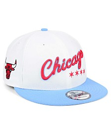 New Era Chicago Bulls City Series 9FIFTY Snapback Cap