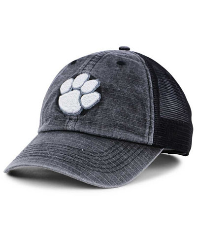 Top of the World Clemson Tigers Ploom Adjustable Cap