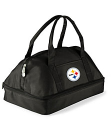Picnic Time Pittsburgh Steelers Potluck Carrier