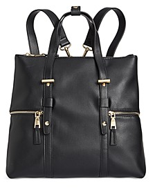 INC Haili Convertible Backpack, Created for Macy's