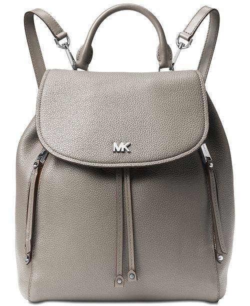 fb03d4667639 Michael Kors Evie Backpack   Reviews - Handbags   Accessories ...