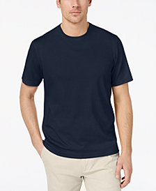 Tasso Elba Men's Supima Blend T-Shirt, Created for Macy's