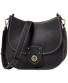 Lauren Ralph Lauren Millbrook Convertible Crossbody