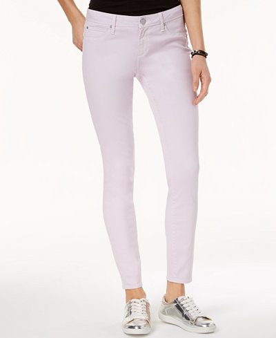 Articles of Society Sarah Ankle Skinny Colored Jeans