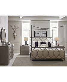 Rachael Ray Cinema Convertible Canopy Bedroom Furniture Collection